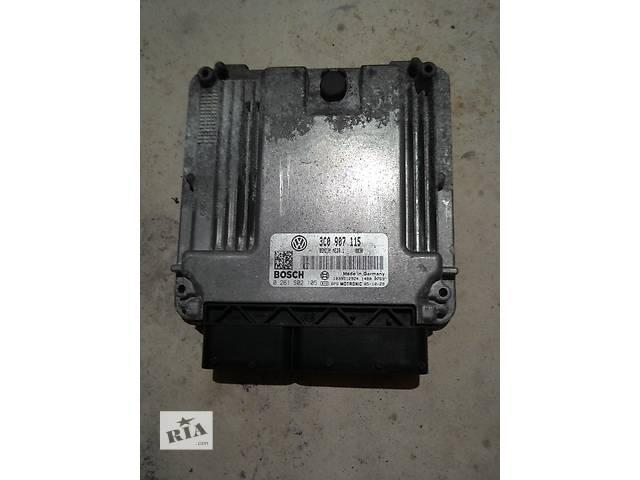 продам  Блок управления двигателем для легкового авто Volkswagen Passat B6 2.0 fsi 2.0 tfsi BWA AXX BPY 200 л.с. бу в Полтаве