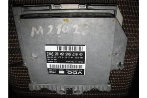 б/у Блоки управления двигателем Mercedes E-Class