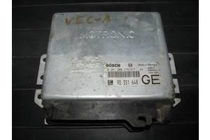 б/у Блоки управления двигателем Opel Vectra A