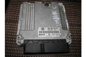 б/у Блоки управления двигателем Volkswagen Golf V