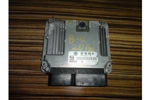 б/у Блоки управления двигателем Volkswagen В6