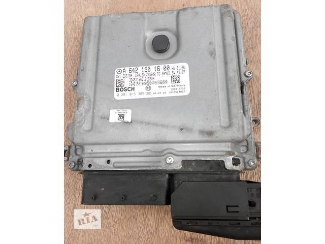 продам Блок управления двигателем ЭБУ A6461500277, A6461506172, Мерседес Спринтер 906 ( 2.2 3.0 CDi) ОМ646, OM642 (2006-12р) бу в Ровно