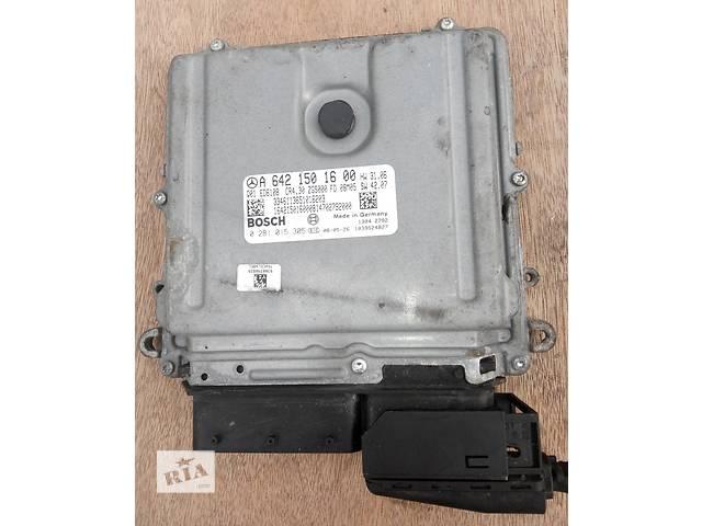 купить бу Блок управления двигателем ЭБУ A6461500277, A6461506172, Мерседес Спринтер 906 ( 2.2 3.0 CDi) ОМ646, OM642 (2006-12р) в Ровно