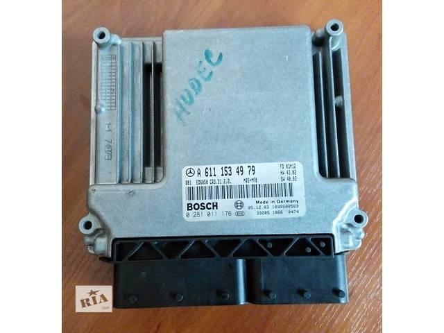 продам Блок управления двигателем ЭБУ ЕБУ Мозги А6461506378 Mercedes Vito (Viano) Мерседес Вито V639 (109, 111, 115, 120) бу в Ровно