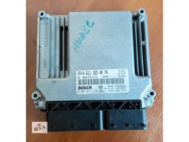 Блок управления двигателем ЭБУ ЕБУ Мозги А6461532491 Mercedes Vito (Viano) Мерседес Вито V639 (109, 111, 115, 120)- объявление о продаже  в Ровно