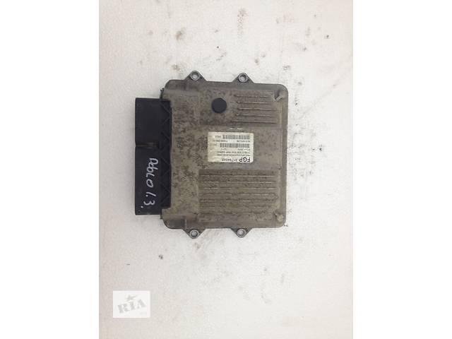 продам Блок управления двигателем Fiat Doblo 1.3  бу в Ковеле
