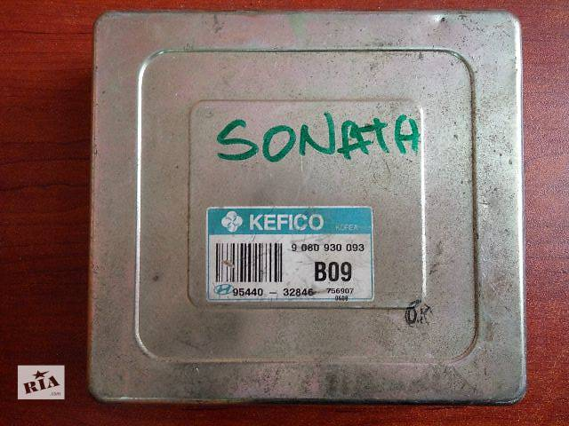 бу Блок управления двигателем  Hyundai Sonata  95440-32846 в Одессе