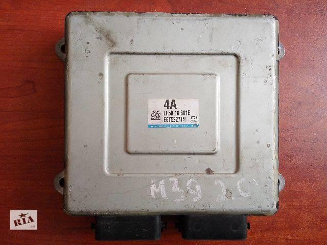 купить бу Блок управления двигателем  Mazda 3   2,0L  LF50 18 881E в Одессе