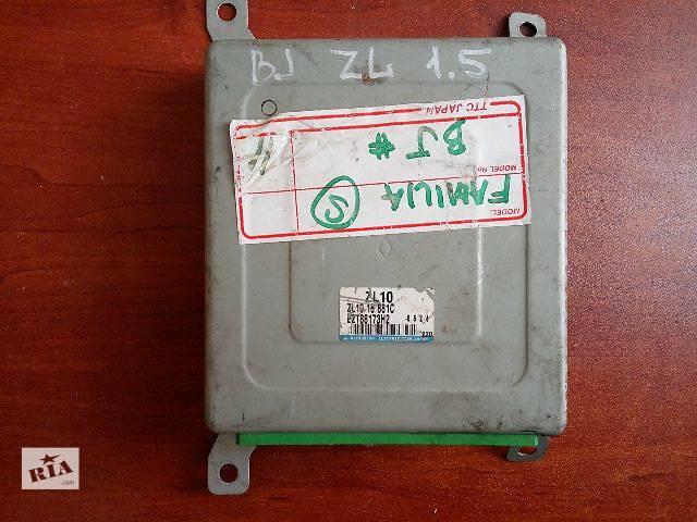 бу Блок управления двигателем  Mazda 323 BJ  ZL10 18 881C   E2T88173H2 в Одессе