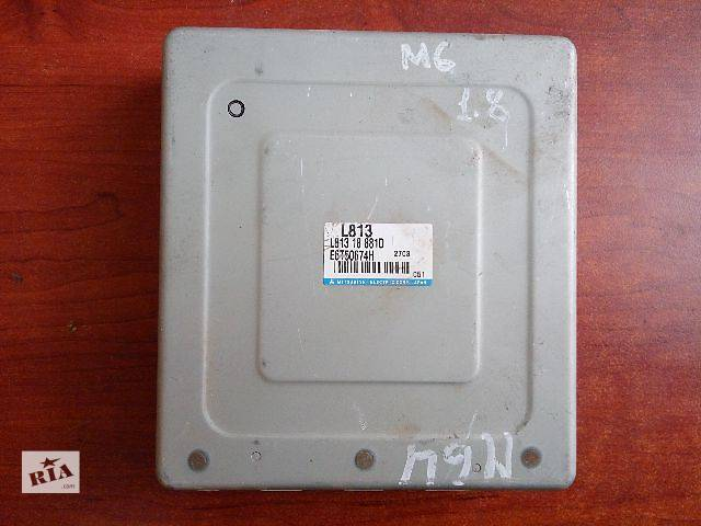 Блок управления двигателем Mazda 6  L813 18 881D  E6T50674H- объявление о продаже  в Одессе