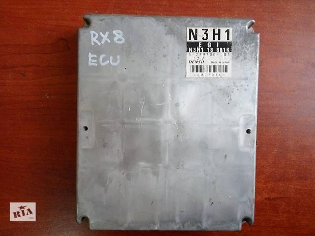 купить бу Блок управления двигателем Mazda RX-8   n3n1 18 881k     5-279700-03 в Одессе