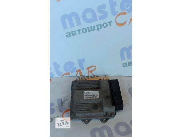 бу Блок управления двигателем Мозги Fiat Doblo Фиат Добло 2005-2009. в Ровно