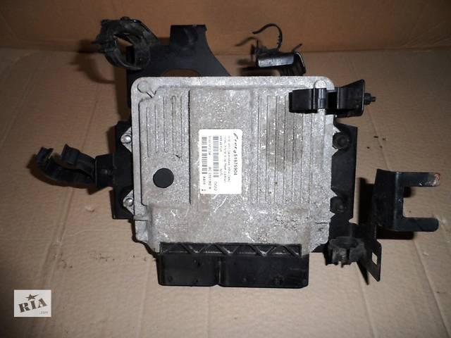 продам  Блок управления двигателем, мозги Fiat Doblо Фиат Добло 1.3 Multijet, 1.9 Multijet 2005-2009 бу в Ровно