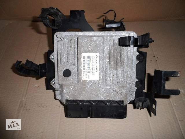 Блок управления двигателем, мозги Fiat Doblо Фиат Добло 1.3 Multijet, 1.9 Multijet 2005-2009- объявление о продаже  в Ровно
