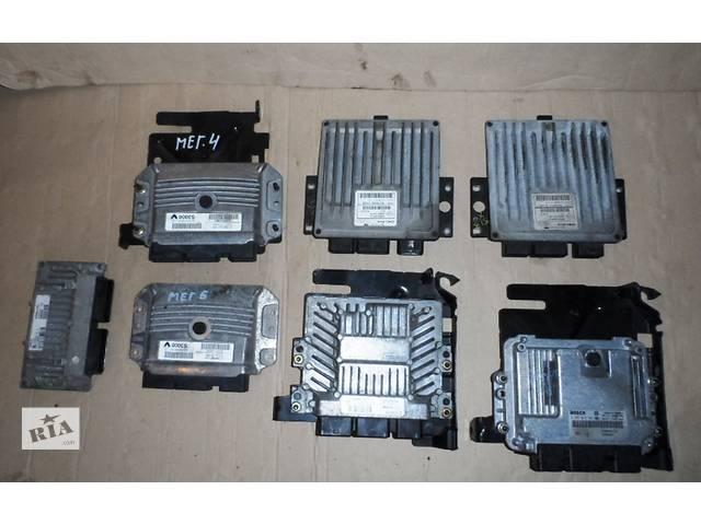 купить бу Блок управления двигателем, мозги Рено Меган Renault Megane 2002-2008 в Ровно
