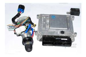 б/у Блоки управления двигателем Hyundai Elantra