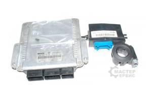 б/у Блоки управления двигателем Renault Master груз.