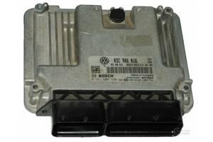 б/у Блоки управления двигателем Volkswagen Golf VI