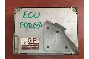 б/у Блоки управления двигателем Subaru Forester