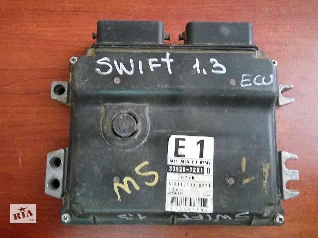 Блок управления двигателем  Suzuki Swift  33920-72K1- объявление о продаже  в Одессе
