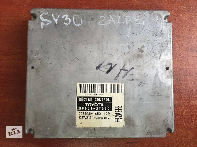 бу Блок управления двигателем  Toyota  89661-3T580   275000-1652  2AZ-FE в Одессе