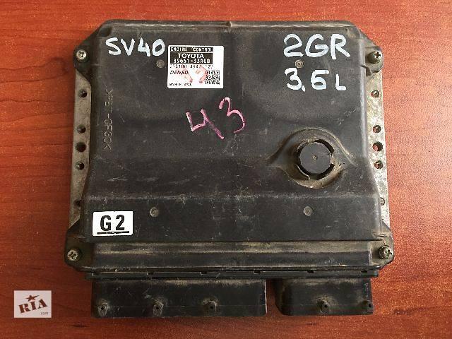 продам Блок управления двигателем  Toyota Camry SV40 3.5  2GR  89661-33A00  275100-4943 бу в Одессе