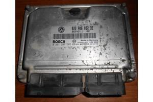 Блоки управления двигателем Volkswagen Touareg