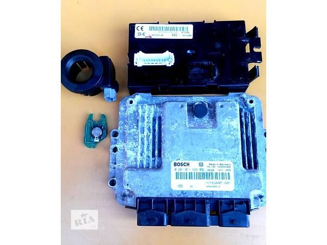 бу Блок управления двигателя комфорта комплект 2.0 Renault Trafic Рено Трафик Opel Vivaro Опель Виваро Nissan Primastar в Ровно