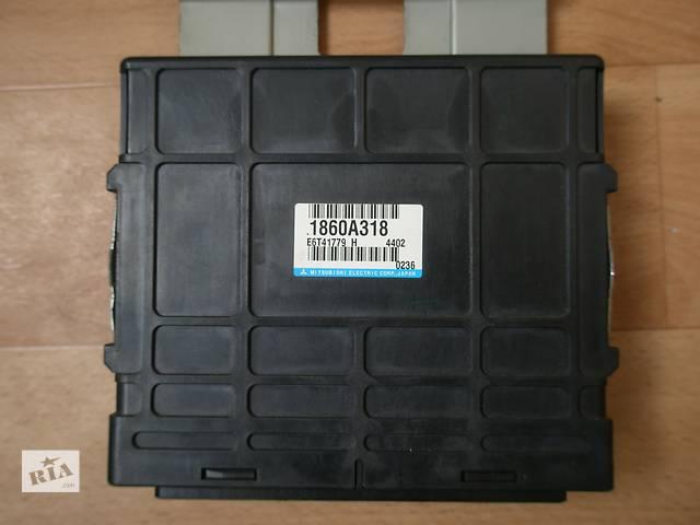 продам блок управления двигуном mitsubishi лансер 9 1.6 механ бу в Белой Церкви