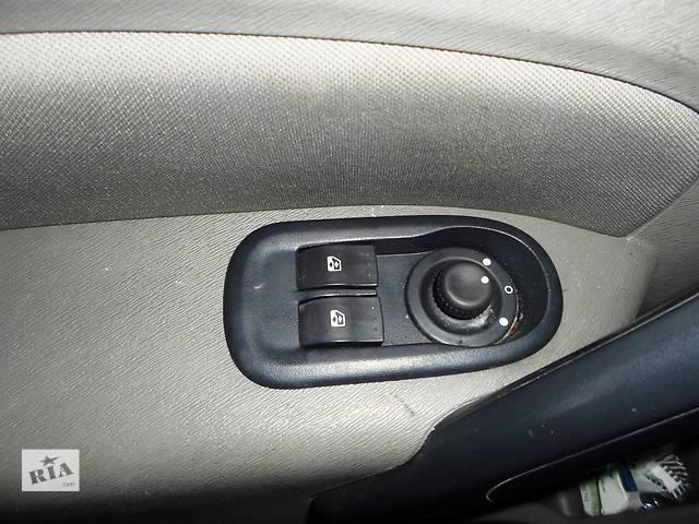 бу Блок управления электро зеркалами Кнопки Стеклоподьемник Renault Kangoo Кенго 1,5 DCI К9К 2008-2012 в Рожище