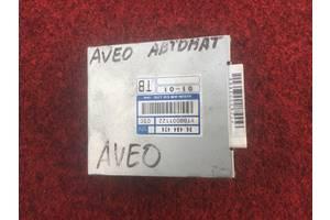 б/у Електронні блоки управління коробкою передач Chevrolet Aveo