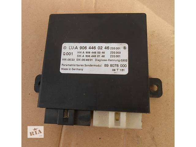 продам Блок управления КПП АКПП А0015455316, A0295458932 Мерседес Спринтер 906 903( 2.2 3.0 CDi) ОМ 646, 642 (2000-12р бу в Ровно