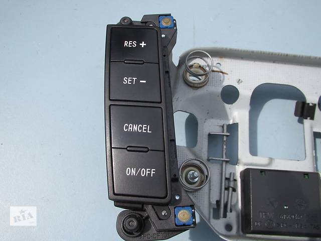 купить бу Блок управления круизконтролем Volkswagen Touareg Фольксваген Туарег 2003 - 2009 в Ровно