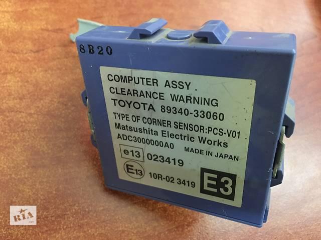 купить бу Блок управления  Lexus ES350 89340-33060 в Одессе