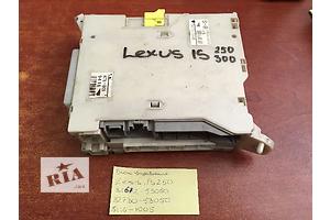 б/у Блоки управления Lexus IS