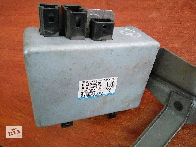 бу Блок управления  Mitsubishi Lancer 8633A002  JL501-000130 в Одессе