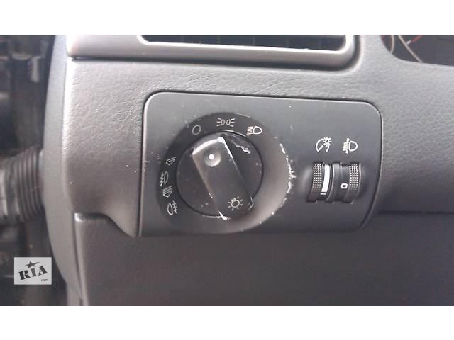 бу Накладка  блока  управления освещением для легкового авто Audi A6 в Костополе