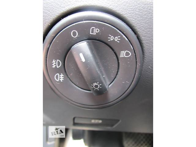 бу Блок управления освещением Volkswagen Touareg Туарег 2003 - 2009 в Ровно