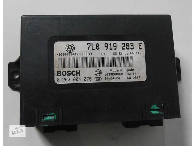 Блок управления парковочного ассистента VW Touareg Туарег 7L0919283E 2004 - 2005- объявление о продаже  в Ровно