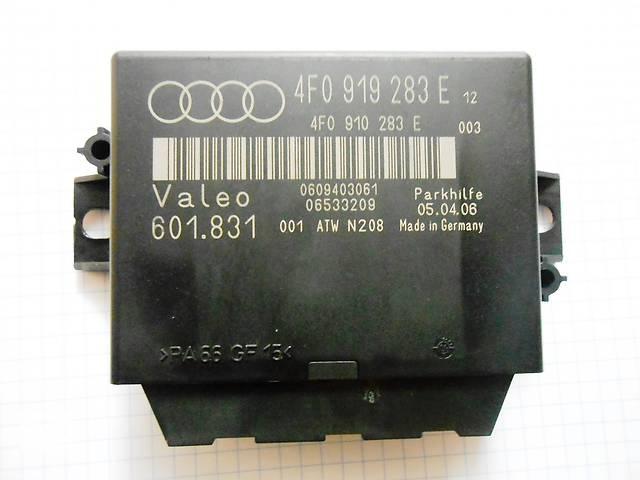 продам  Блок управления парктроником 4F0919283E Audi Q7 Ауди Кю 7 бу в Ровно