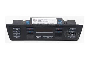 б/у Блок управления печкой/климатконтролем BMW X5
