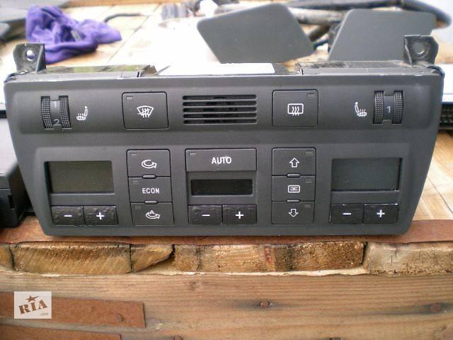 купить бу  Блок управления печкой/климатконтролем Audi A6 Allroad в Луцке