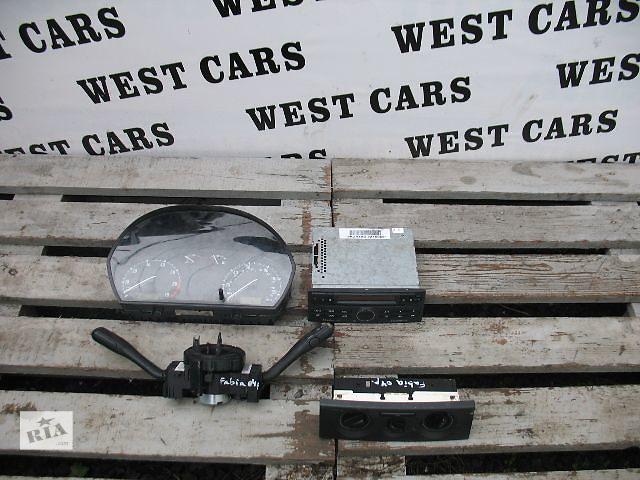купить бу Блок управления печкой/климатконтролем для легкового авто Skoda Fabia 2004 в Луцке
