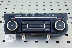 Блоки управления печкой/климатконтролем Volkswagen Tiguan