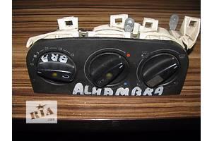б/у Блоки управления печкой/климатконтролем Seat Alhambra