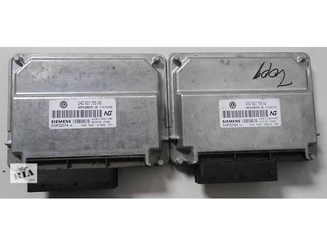 бу Блок управления раздаточной коробки VW Touareg Туарег 0AD927755AB 0AD927755AJ 2003 - 2007 в Ровно