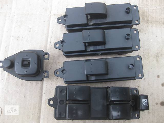 бу  блок управления стеклоподьёмниками кнопки двери зеркал Mazda 3 Мазда 3 в Львове