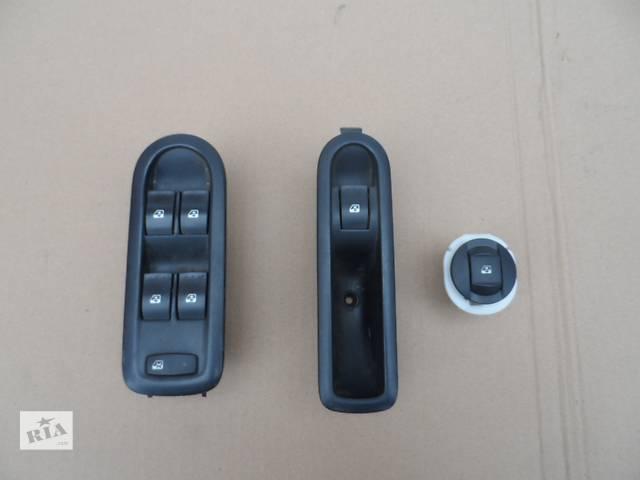 купить бу Блок управления стеклоподьёмниками Renault Megane 2 Рено Меган 2002-2008 в Ровно