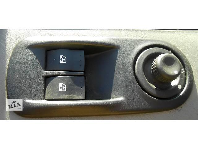 Блок управления стеклоподьёмниками Renault Trafic 1.9, 2.0, 2.5 Рено Трафик (Vivaro, Виваро) 2001-2009- объявление о продаже  в Ровно