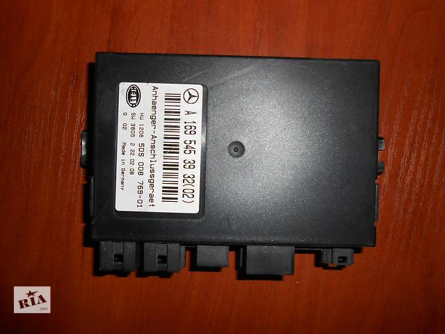 продам Блок управления тягово-сцепного устройства Mercedes Sprinter 906, 903 (215, 313, 315, 415, 218, 318, 418, 518) 1996-2012 бу в Ровно